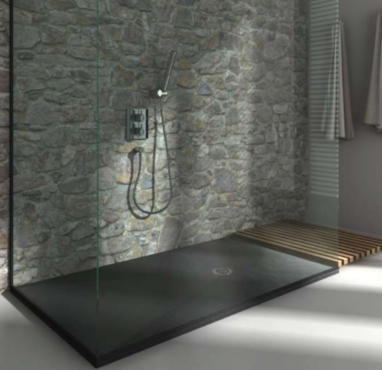 Les solutions pour douche carcassonne for Carrelage 80x120